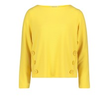 Betty Barclay Super Lemon Light Rib Top