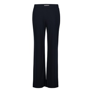 Betty Barclay Dark Wide Leg Trousers