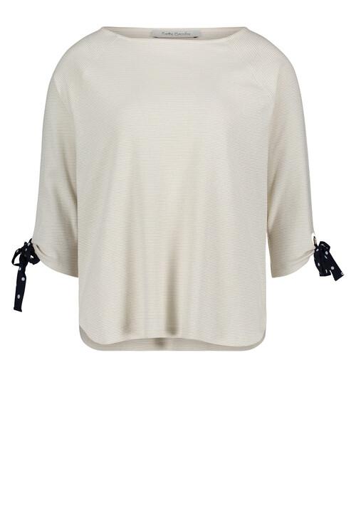 Betty Barclay Sweatshirt with a Bateau Neckline
