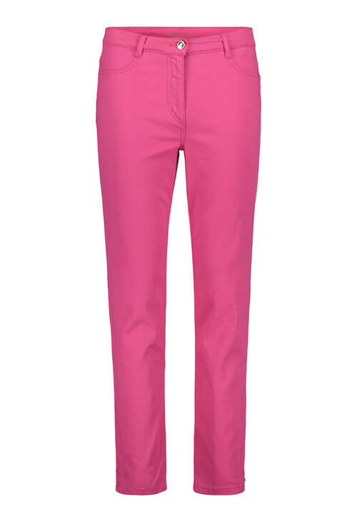 Betty Barclay Pink Basic Trousers