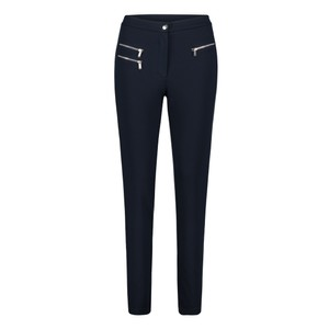 Betty Barclay Stretch Zip Detail Trousers