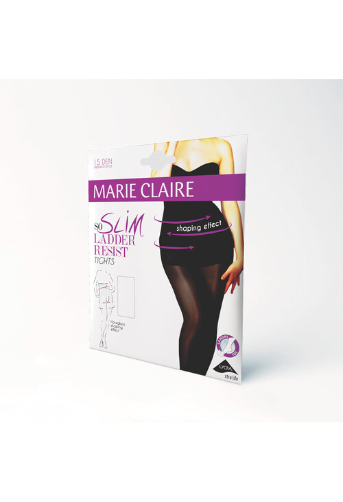 Marie Claire Natural 15 Den So Slim Tights