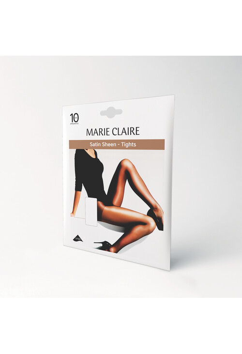 Marie Claire 10 Den Satin Sheen Natural