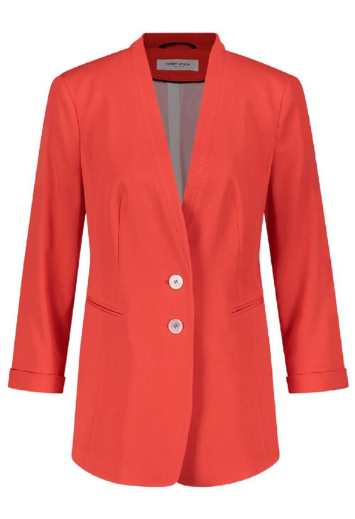 Gerry Weber 3/4 Sleeve Fire Formal Blazer