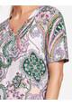 Gerry Weber Purple / Pink / Green Print Paisley Print Dress