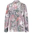 Gerry Weber Purple / Pink / Green Print Paisley Blazer