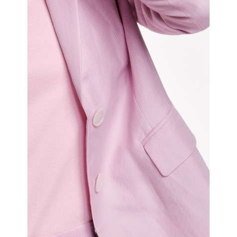 Gerry Weber Lilac Blazer with handkerchief