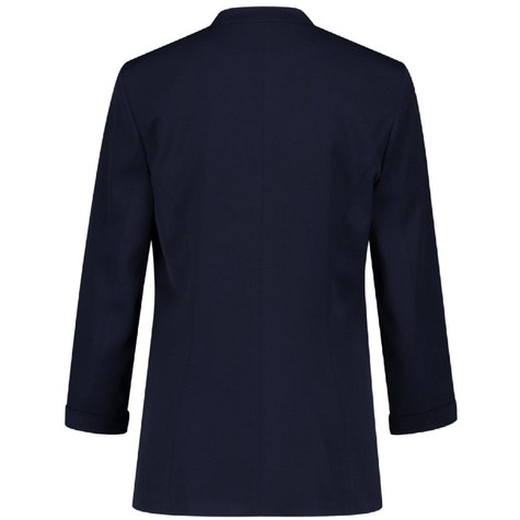 Gerry Weber 3/4 Sleeve Navy Formal Blazer