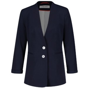 Gerry Weber 3/4 Sleeve Navy Formal Blazer
