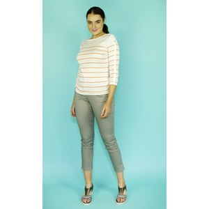 Twist Khaki Power Stretch Trousers