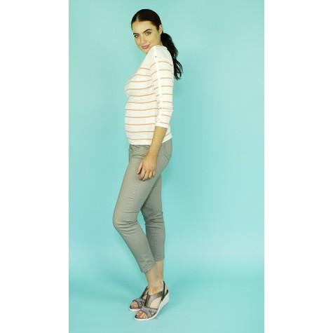 Twist Khaki Power Stretch Trousers