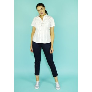 Twist Navy Power Stretch Trousers