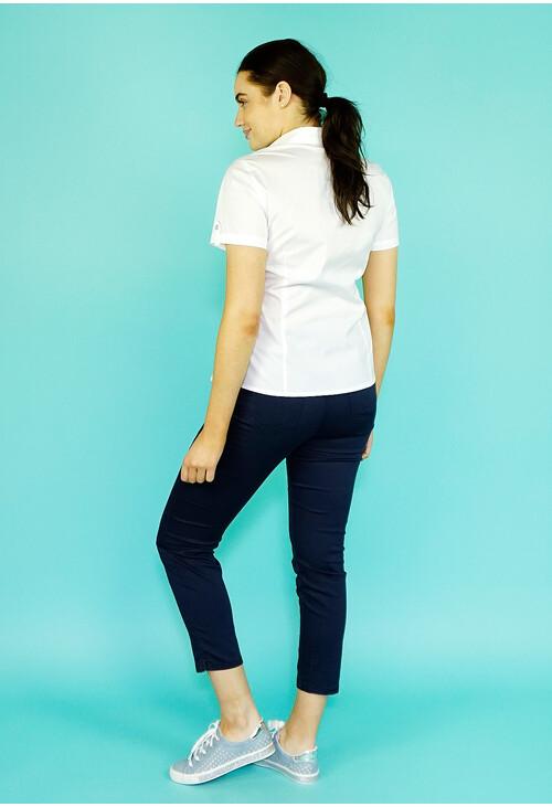Twist Navy Power Stretch Trousers