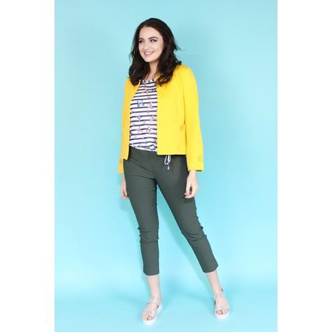 SophieB Sunshine Crop Short Jacket