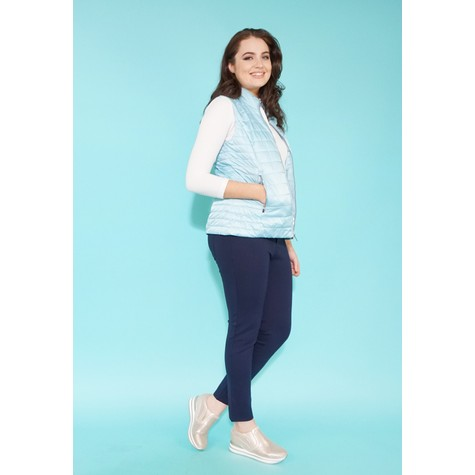 Gerry Weber Canal Blue THERMORE Booster Padding Gilet Jacket