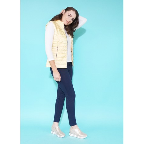 Gerry Weber Mellow Yellow  THERMORE Booster Padding Gilet Jacket