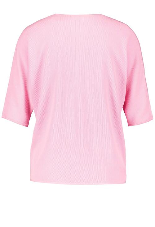 Gerry Weber Candy Pink V-Neck Sweater