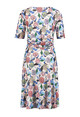 Gerry Weber Pink / Ocean / Sun pressure Mesh Dress