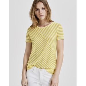 Opus Mellow Yellow Stripe Sasta Shirt