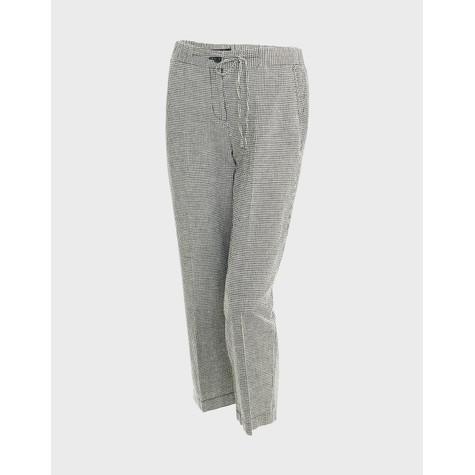 Opus Linen Trousers Mauri Vichy