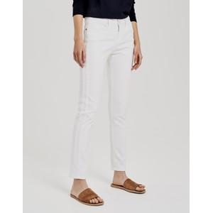 Opus Skinny Jeans Emily Satin Stripe
