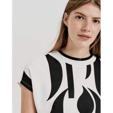 Opus Shirt with Black Sissi Print