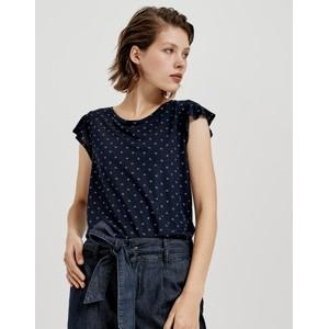 Opus Blue Shirt Solliana Threedots