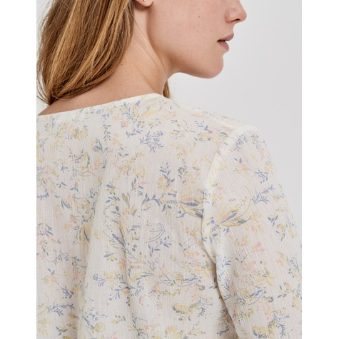 Opus Blouse with print Fumelia flower