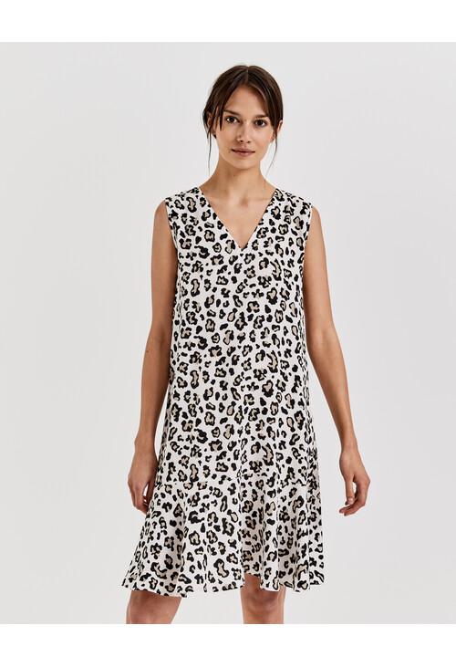 Opus Dress with Print Ma Leo