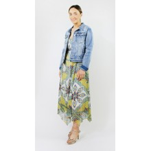 Ever Bloom Plain Denim Jacket