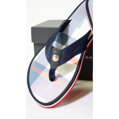 Tommy Hilfiger RWB Mandras Print Beach Sandals
