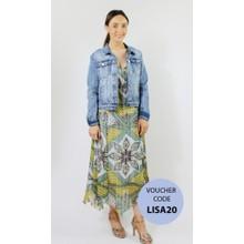 Ever Bloom Plain Denim Jacket