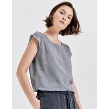 Opus Shirt blouse Fannie leaf