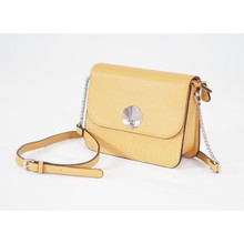 Bestini Juane Silver Stud Detail Handbag