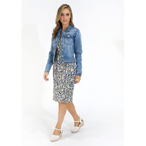 Pamela Scott Classic Denim Jacket