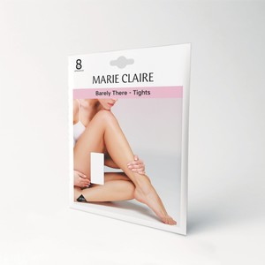 Marie Claire Barely There Tights in Natural