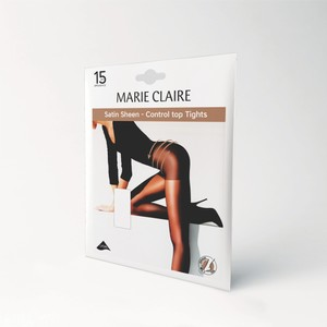 Marie Claire Caresse 15 Den Control Top Tights