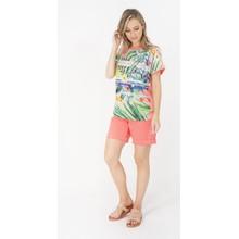 Betty Barclay Calypso Coral Summer Shorts