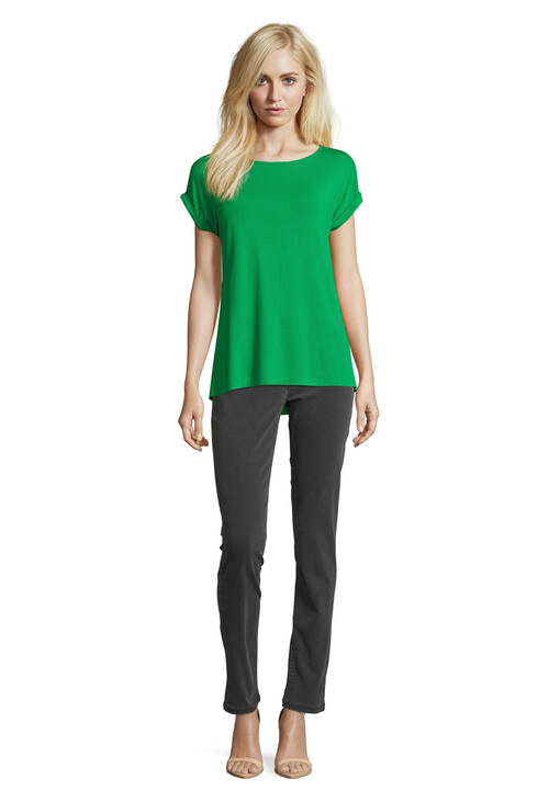 Betty Barclay Green Basic T-Shirt