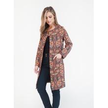 SophieB Navy/Gold Aztec Jacket