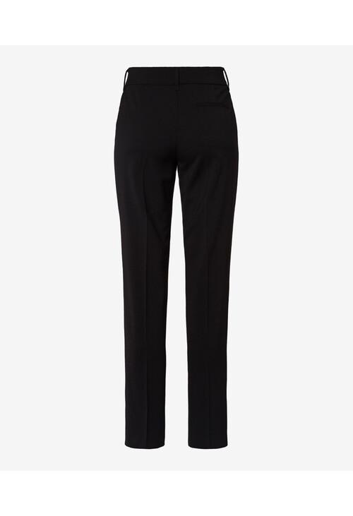 Brax Celine Black Reg Leg Trousers (32 Inch)