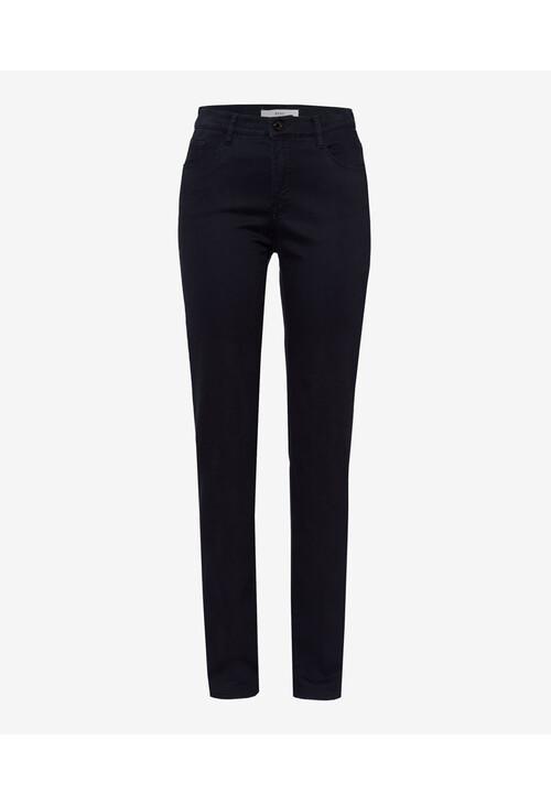 Brax Mary Navy Five-pocket winter trousers