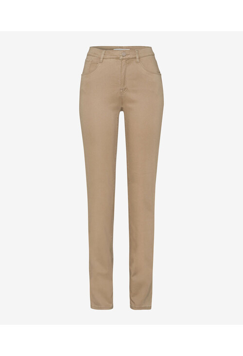Brax Mary Sand Five-pocket winter trousers