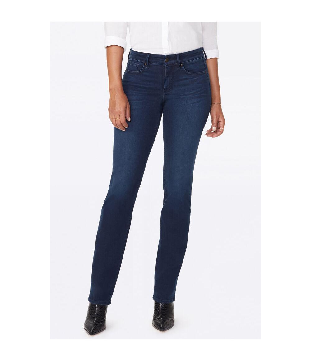 """20 38"""" waist Marilyn Crop Cuffed Jeans NYDJ U.K Pale Desert Flower"""
