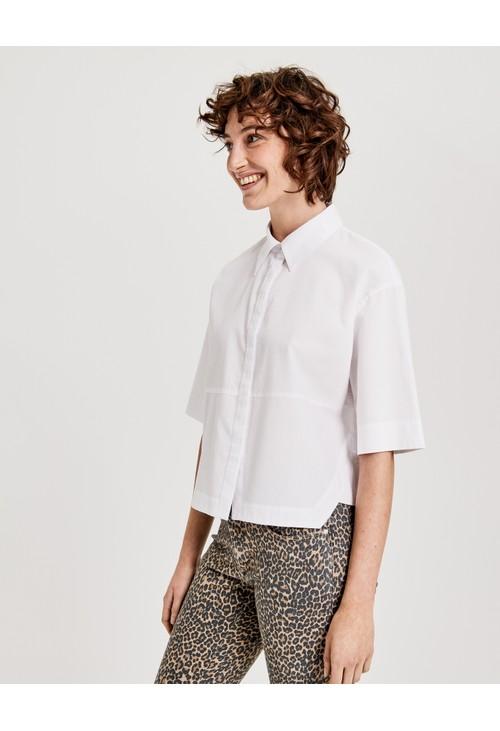 Opus Blouse Friedi ajour Shirt