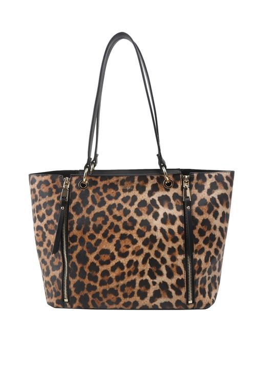 Gionni Leopard Print Bag