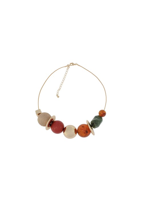 Something Special AMBIENT AMBER AMBIENT STATEMENT NECKLACE