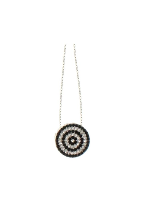 Something Special MIDNIGHT MIST PAVE PENDANT