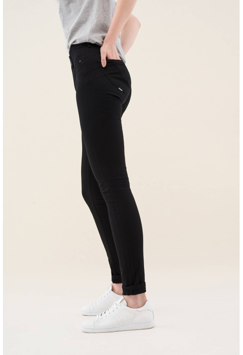 Salsa Jeans PUSH IN SECRET SUPER SKINNY TROUSERS SHORT LEG