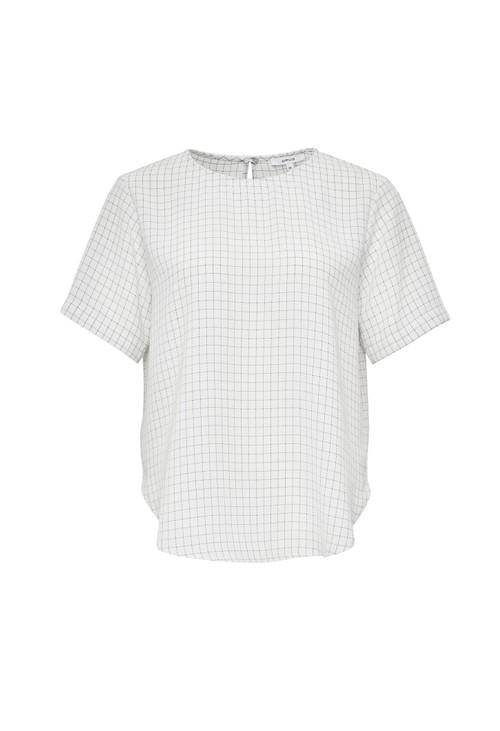 Opus Milk Shirt blouse Flanike